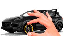 Marke Reifen und Felgen 3D Konfigurator