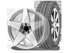 Marke Reifen und Felgen Kompletträder