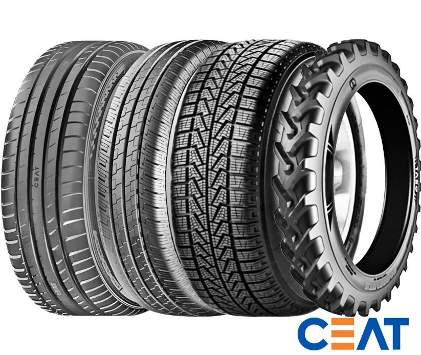 165 Millionen Reifen CEAT pro Jahr Produktion
